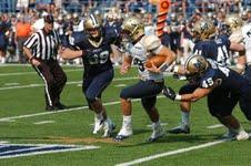 Montana State senior defensive tackle and former Helena Capital standout Brian Bignell has four sacks this season.